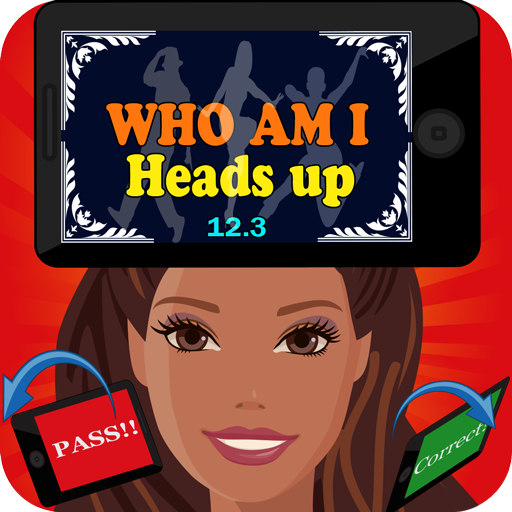 Who Am I Heads Up Game (Am Messenger)