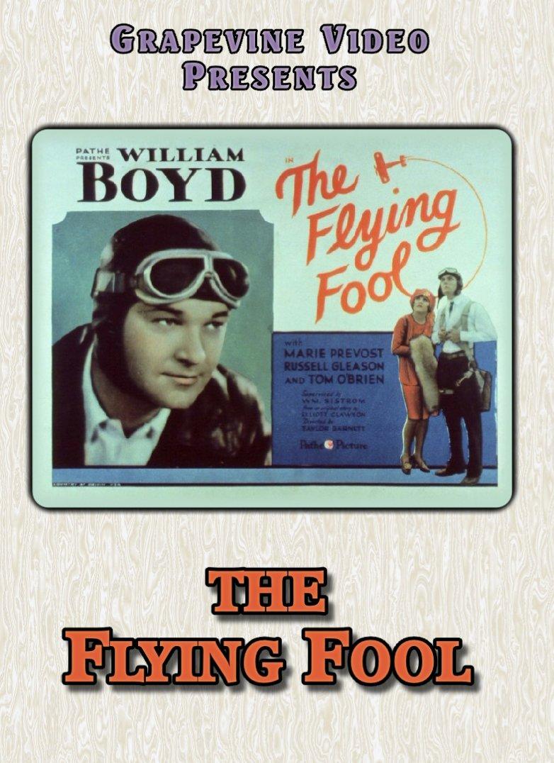 DVD : Flying Fool (1929) (DVD)