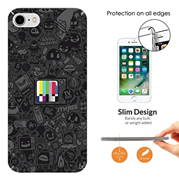 coque iphone 7 stickers