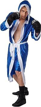 dressforfun Disfraz de boxeador para hombre | Pantalones cortos ...