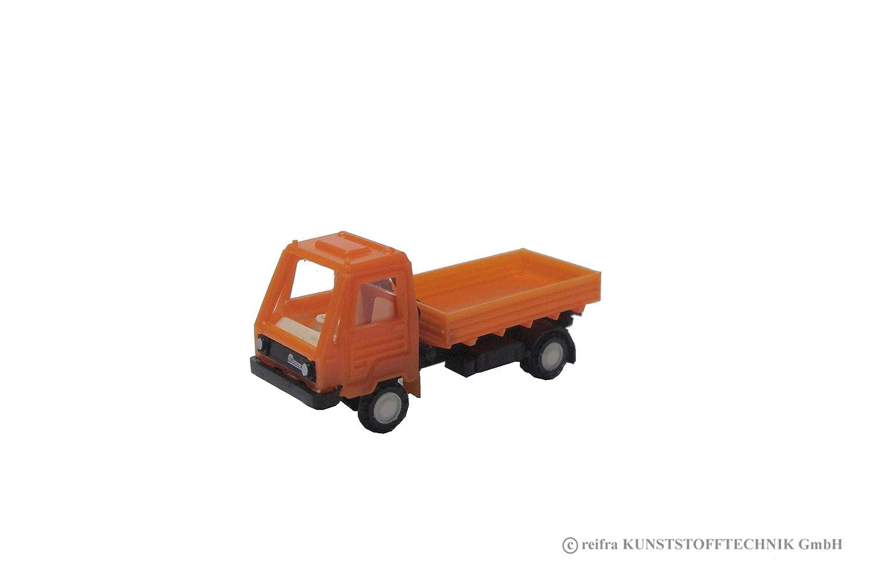 TT Multicar M26 L11.1 Ma/ßstab 1:120 orange-orange- Plasticart Made in Germany