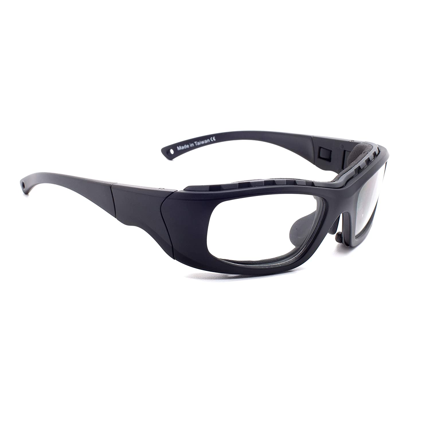 Blue//Yellow Leaded Glasses Radiation Protective Eyewear PSR-200 Phillips-Safety