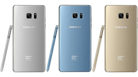 Amazon Com Samsung Galaxy Note Fe Sm N935 64gb International