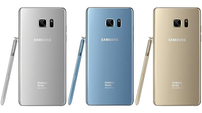 aad3f4f355909 Amazon.com  Samsung Galaxy Note FE SM-N935 64GB International ...