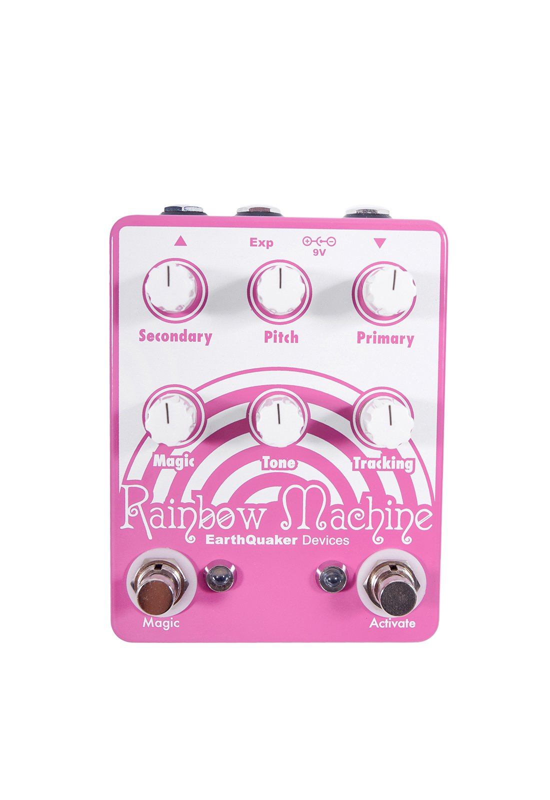 EarthQuaker Devices Rainbow Machine Polyphonic Pitch Modulation Guitar Effects Pedal by Earthquaker Devices