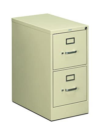 Sensational Hon Two Drawer Filing Cabinet 510 Series Full Suspension Letter File Cabinet 29 By 15 Inch Putty H512 Interior Design Ideas Pimpapslepicentreinfo