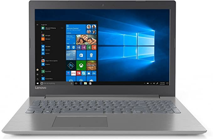 Lenovo Ideapad 320 80XH01JFIN  15.6-inch Laptop (Core i3-6006U/4GB/1TB/DOS/Integrated Graphics), Onyx Black Computers & Accessories