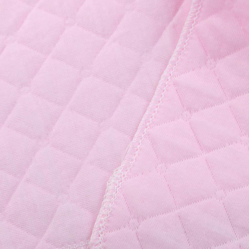 Rose 5pcs Insert de Couche Lavable en Cotton pour Ete
