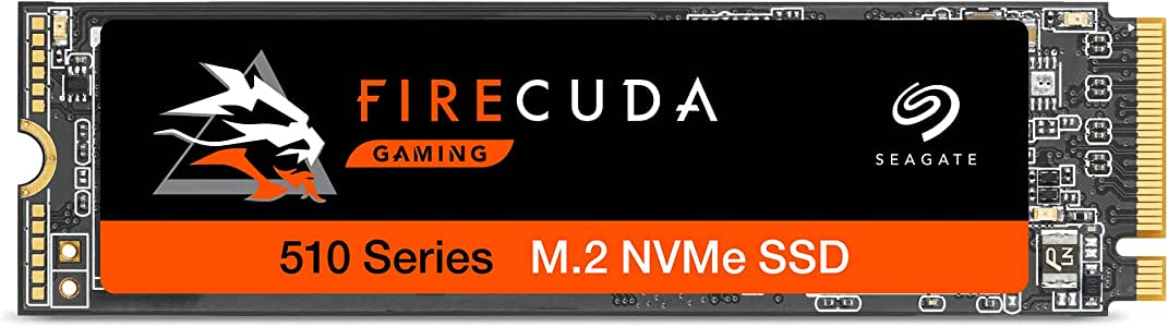 Seagate FireCuda 510, 500 GB, Unidad de Estado sólido Interna de ...