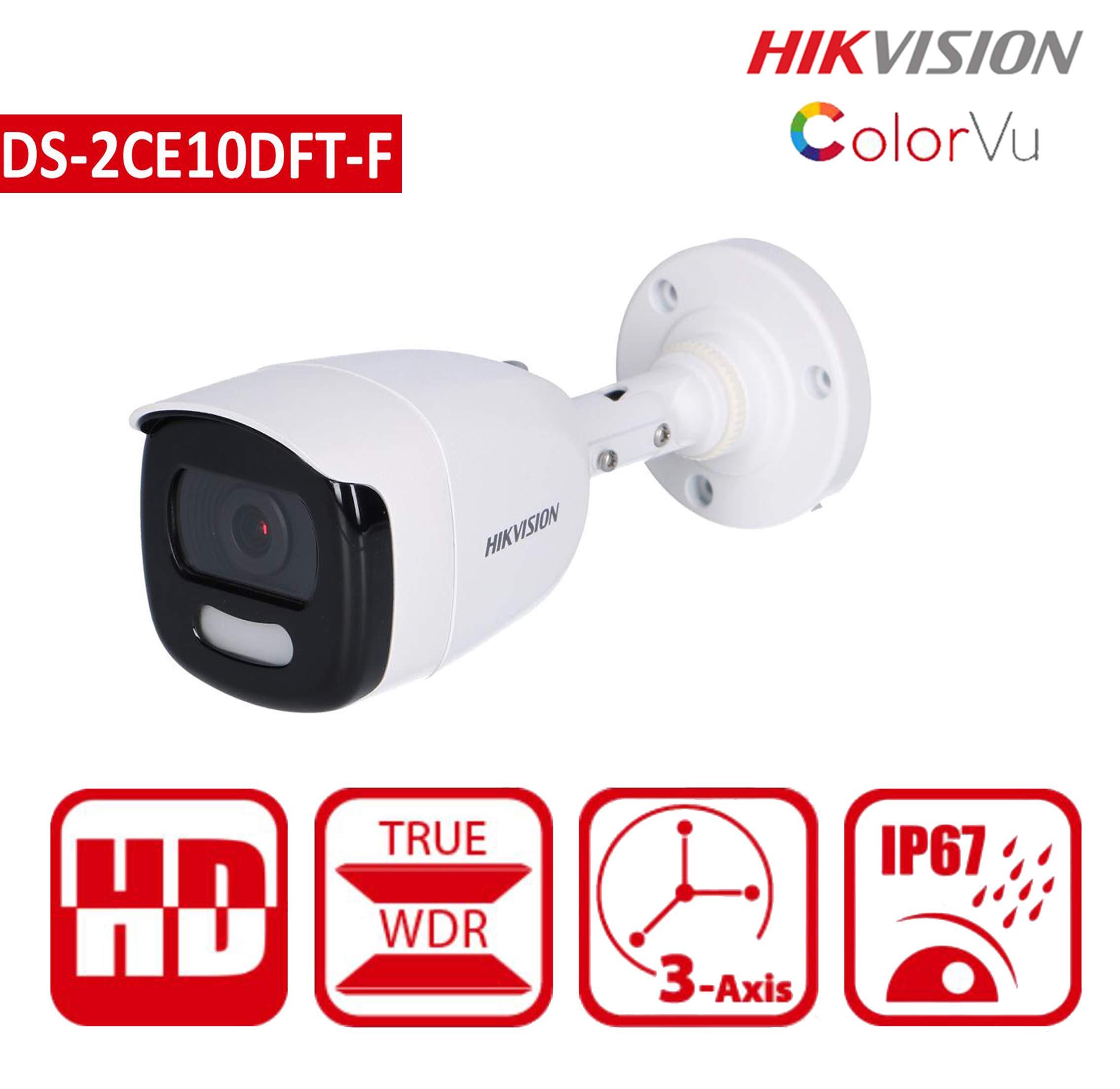 HIKVISION 2 MP Night ColorVu IR Full HD Bullet Night Vision Camera- 1080P (B07ZMBNWJC) Amazon Price History, Amazon Price Tracker