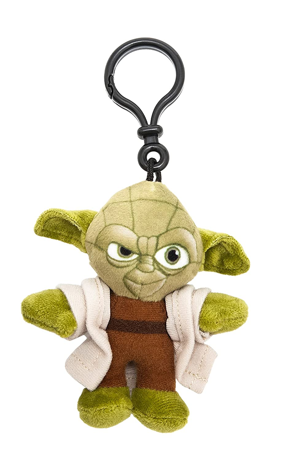 Amazon.com: Joy Toy 1500161 Star Wars Episode VII Yoda Plush ...