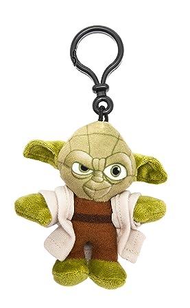 Desconocido Star Wars Episode VII Llavero Peluche Yoda 8 cm