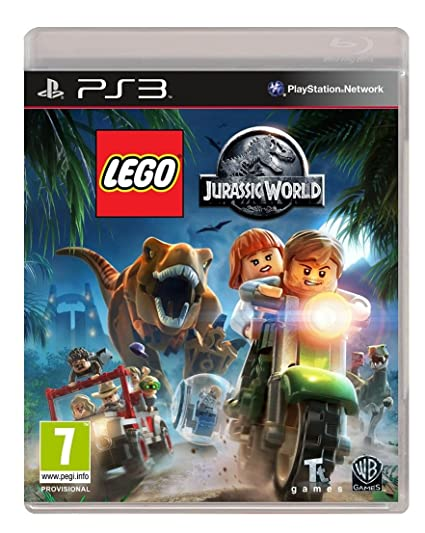 Buy Lego: Jurassic World (PS3) Online at Low Prices in India ...