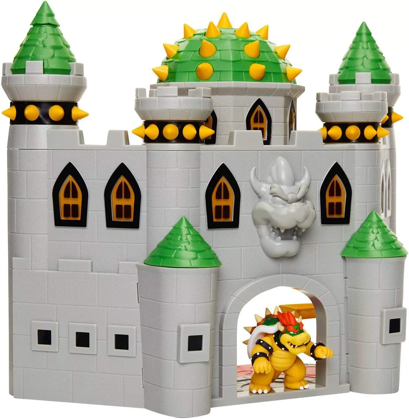 Speelset Mario Bros Deluxe Bowser's Castle