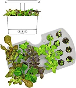 AeroGarden 800297-0200 (2018) Seed Starting System for Harvest Models, Black