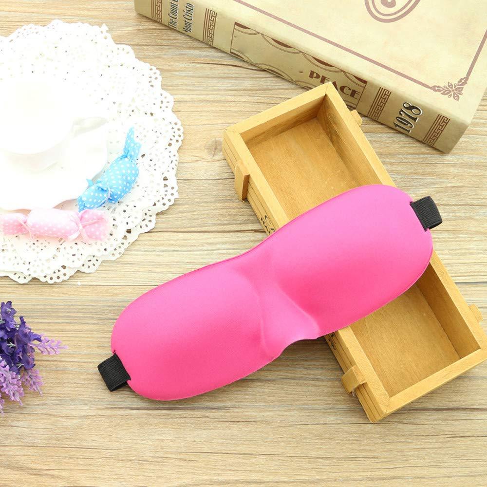 Saying Luxury 3D Eye Mask Shade Cover Rest Sleep Eyepatch Blindfold Shield Travel Sleeping, Sleep Anywhere, Anytime (C03)