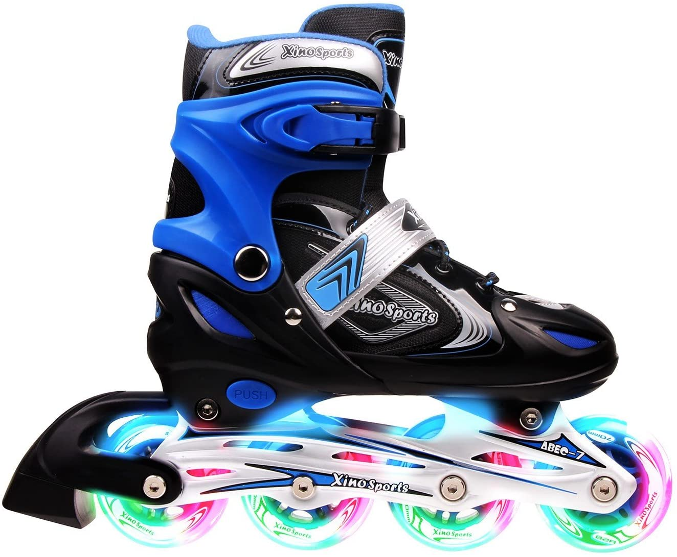 XINO体育孩子内联冰鞋