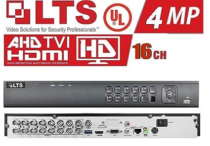 LT SECURITY LTD8316T-FT TVI DVR DRIVER FREE