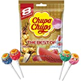 Chupa Chups Best of Lollipops, 8 Lollipop Bag