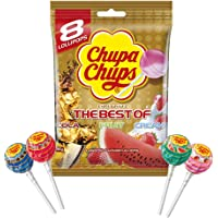Chupa Chups Best of Lollipops, 8 Lollipop Bag