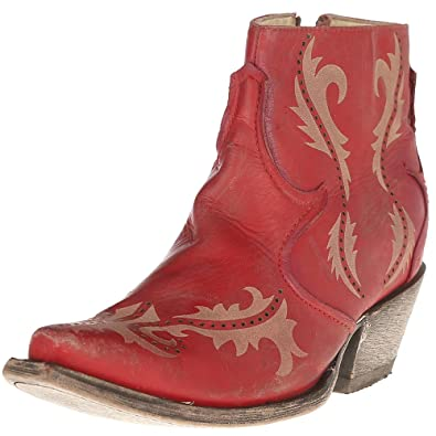 dc5d5ddb9ccc1 Corral Boots Women's G1379 Red 8.5 B US