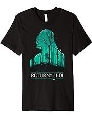 Star Wars Return Of The Jedi Vader Endor Graphic T-Shirt