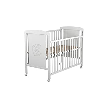 Cuna para bebé, modelo Oso Dormilón Mundi Bebé + KIT COLECHO: Amazon.es: Bebé