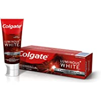 Creme Dental Colgate Luminous White Carvão Ativado 70G, Colgate, 70g