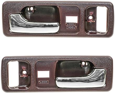 Left Genuine Honda 72125-SM2-013ZC Handle Assembly Interior