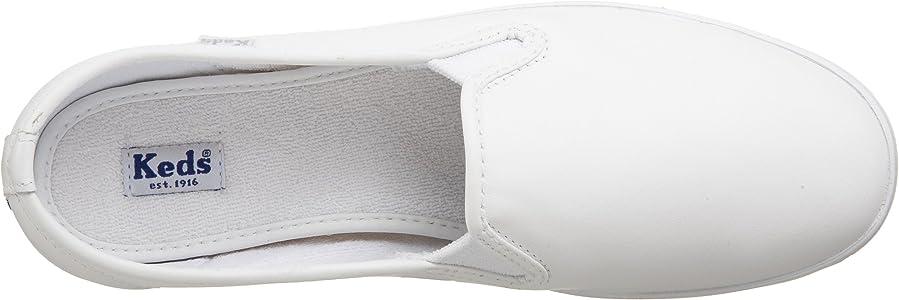 Leather Slip-On Sneaker