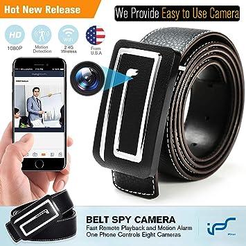 Amazon Com Hidden Camera Nanny Cam Wireless Hidden Spy Camera Wifi