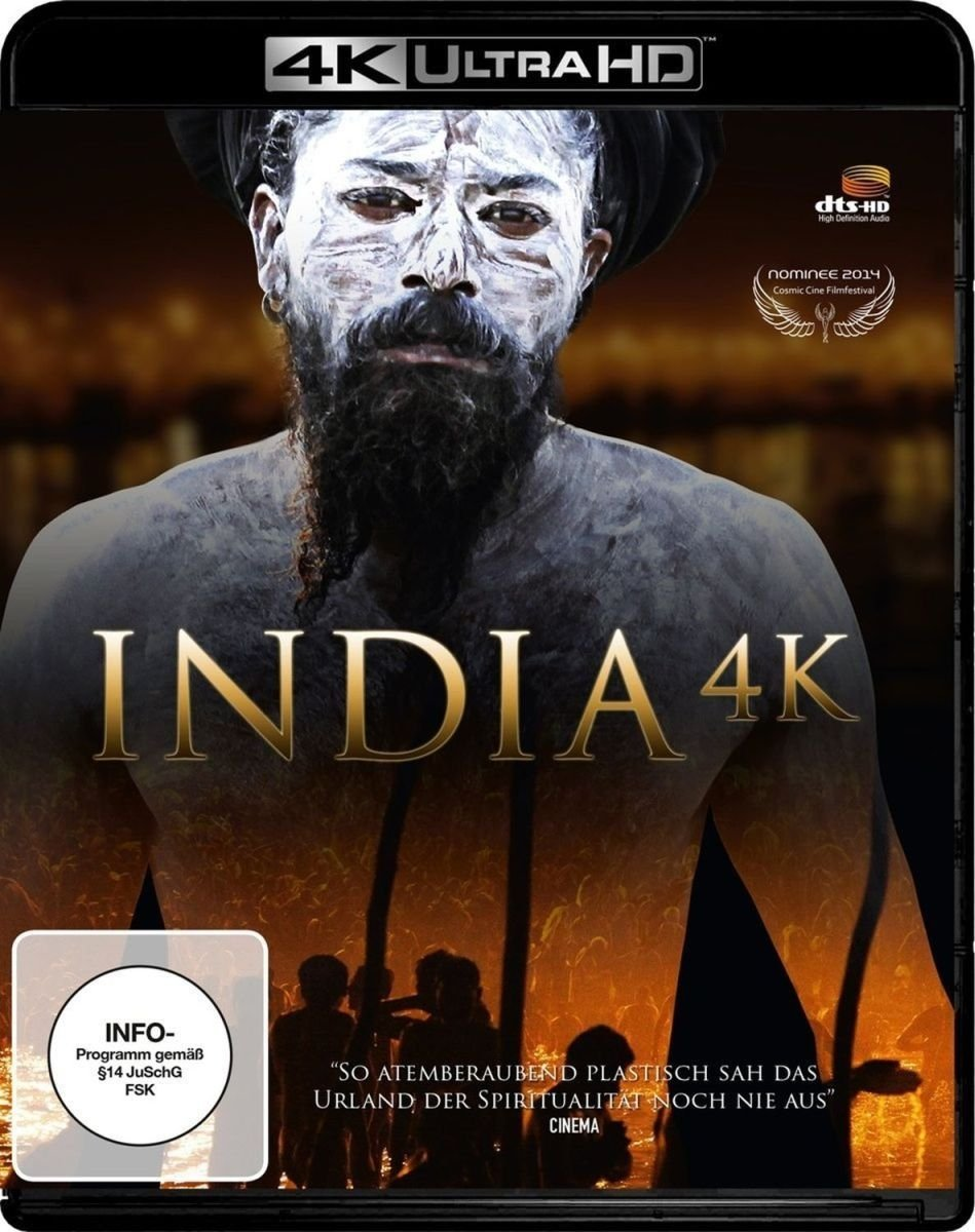 India 4K 4K Ultra HD Blu-ray + Blu-ray 3D, Special Edition: Amazon ...