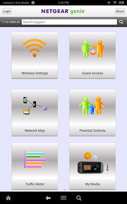netgear genie android download