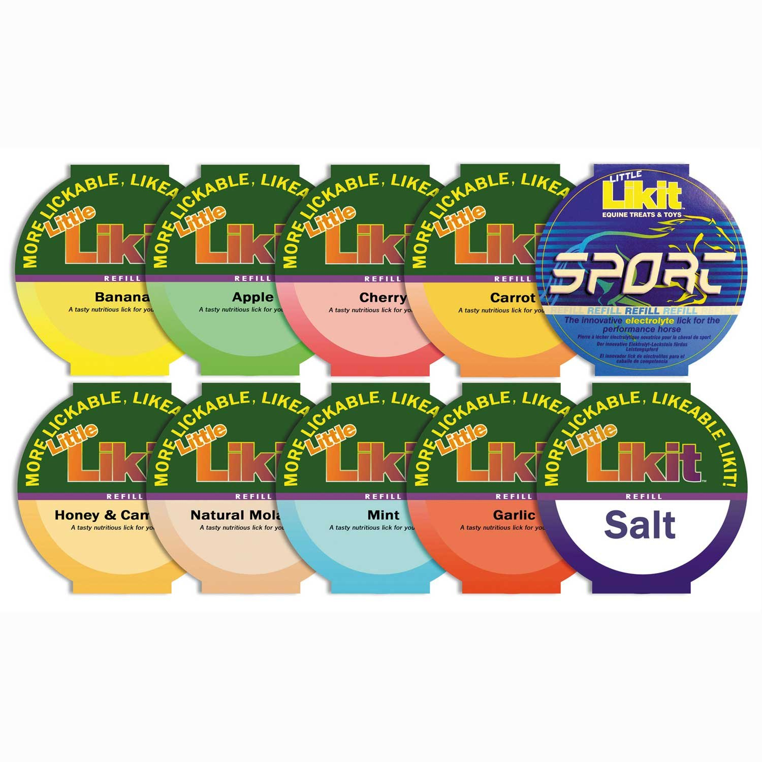 560-0208 Little Likits (Mint)