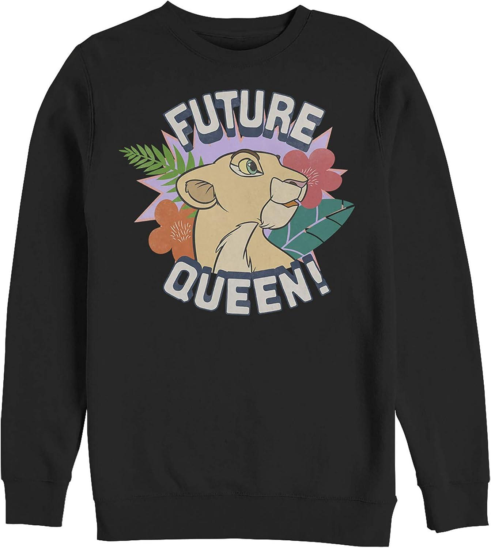 Lion King Mens Nala Future Queen Sweatshirt