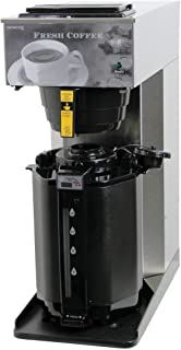 product image for Newco AK-LD Pourover Thermal Dispenser Coffee Brewer - Low Profile