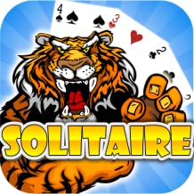 Tiger Attack Solitaire Free for Kindle Tiger Claw Solitaire Games Free Card Games Casino HD Easy Play Solitario Gratis for Kindle Download free casino apps offline without internet needed no wifi required. Best solitaire game 2015 casino games free
