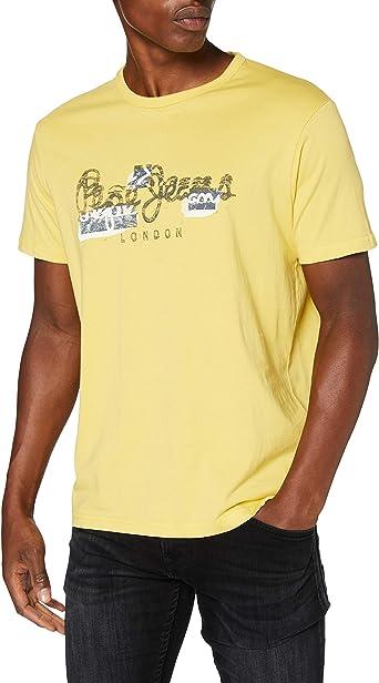Pepe Jeans Salomon Camiseta para Hombre: Amazon.es: Ropa y accesorios