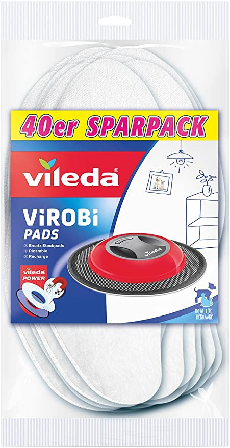 Vileda 143112 - Accesorio para aspiradora: Amazon.es: Hogar