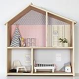 Limmaland Puppenhaus Tapete Fur Ikea Flisat Holz Puppenhaus