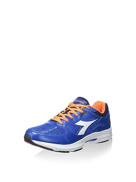 Unisex-Erwachsene Shape 5 Sneaker, Reinweiß/Schwarz, 42.5 EU Diadora