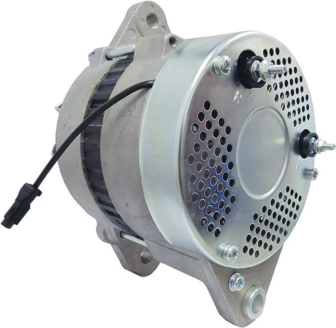 New Alternator 105A  Fit Jeep CJ5 CJ6 CJ7 CJ8 JR775004 8134663 8982775004 10SI
