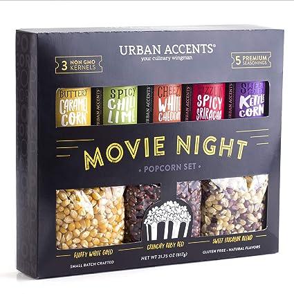 Urban Accents MOVIE NIGHT™ Popcorn