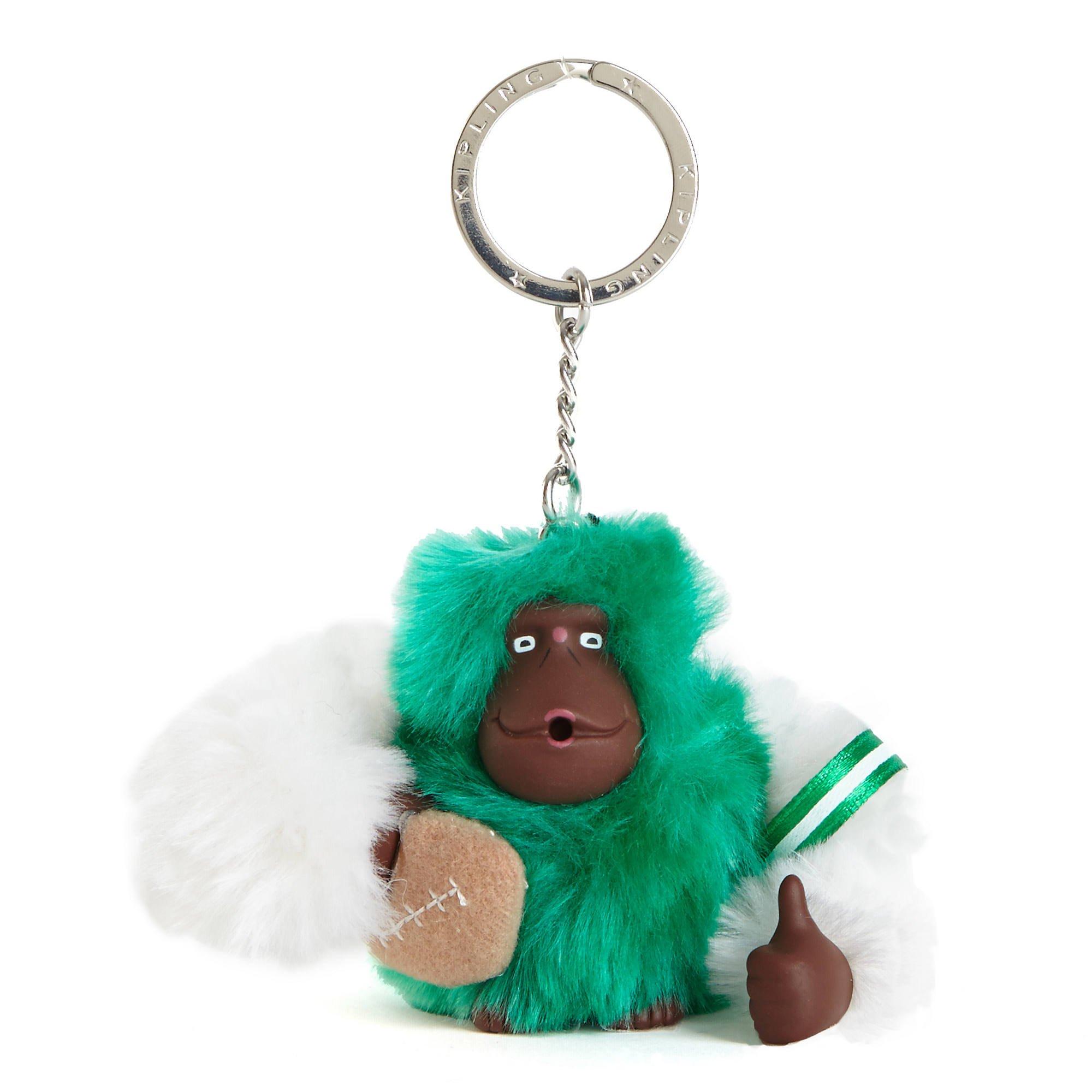 Kipling Women's Varsity Monkey Keychain One Size Multi