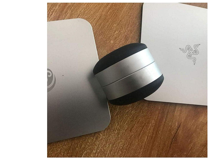 2 pezzi in lega di alluminio antiscivolo SANYAOSJ Base di raffreddamento per notebook