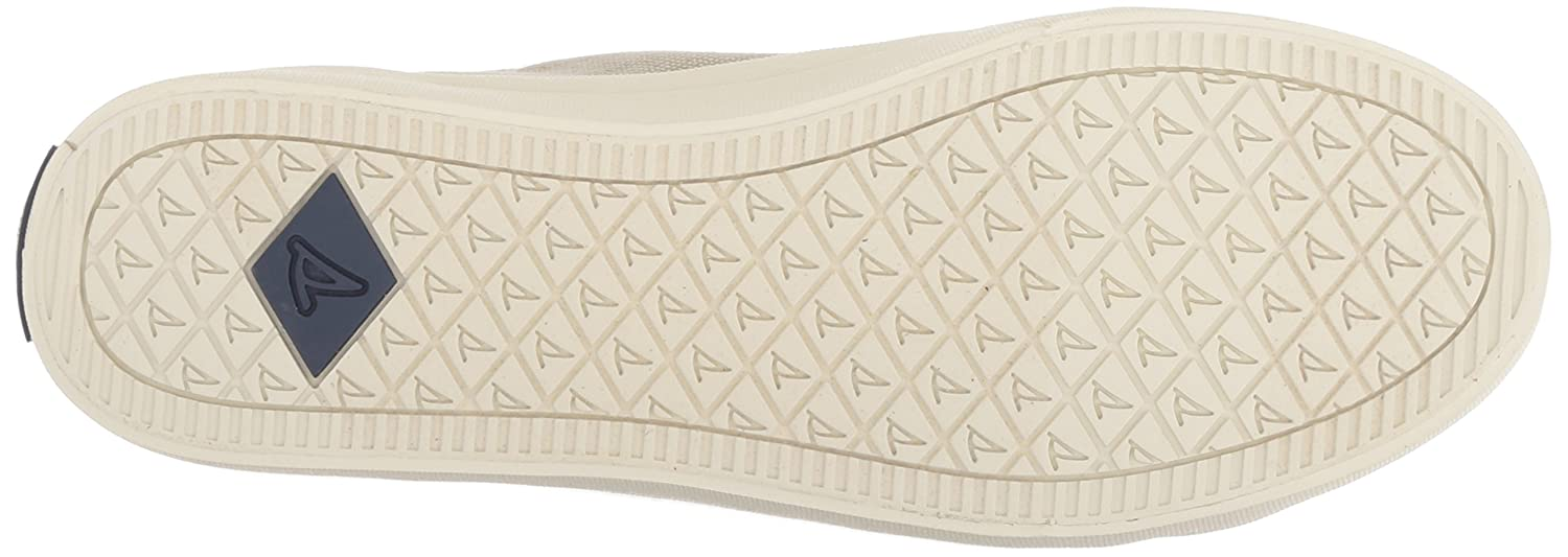 Sperry Top-Sider Women's Crest Vibe Chubby Lace Sneaker B078SJ5PLB 6 M US|Ivory