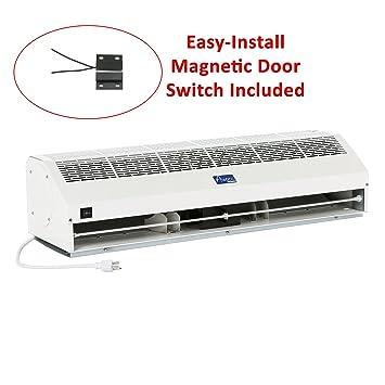 "Curtains Ideas air curtain brands : Amazon.com: Awoco 40"" Super Power 2 Speeds 1600 CFM Indoor Air ..."