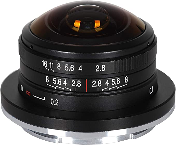 Laowa Circular Fisheye 4 mm f/2.8 for Sony E: Amazon.de: Camera & Photo