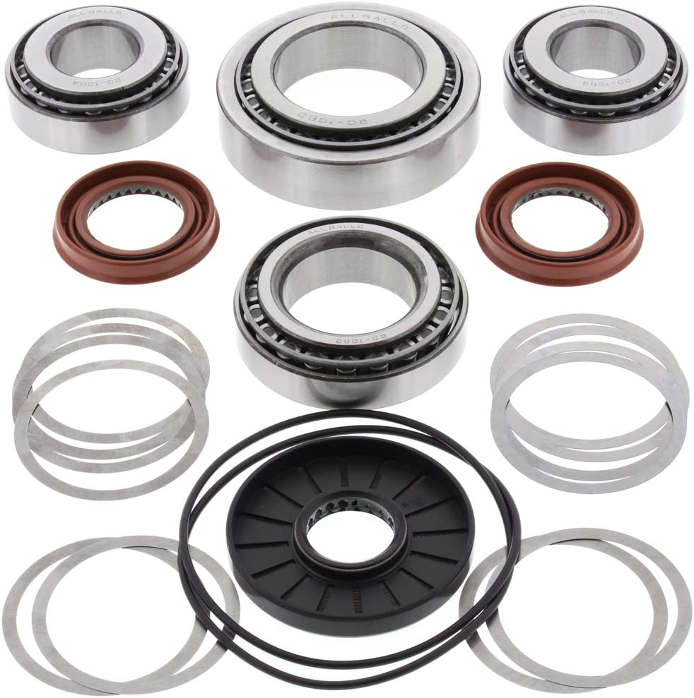 NEW  ALL BALLS 25-2082 Differential Bearing and Seal Kit Polaris·Ranger