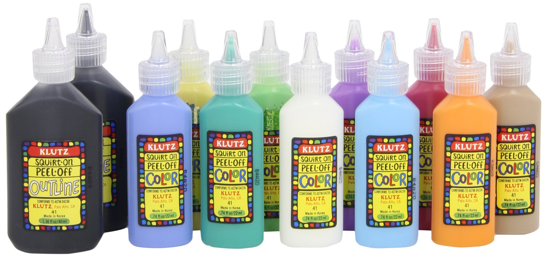 Window Art Deluxe Refill Set
